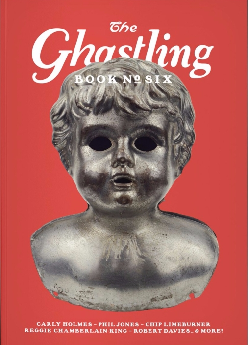 The Ghastling Cover 6