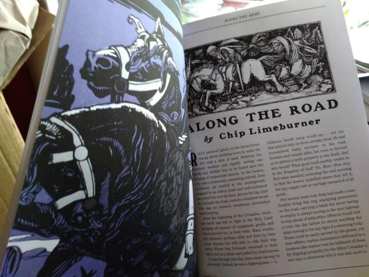 Along the Road Chip Limeburner