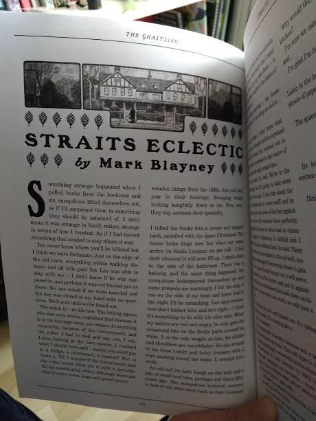 Straits Eclectic Mark Blayney